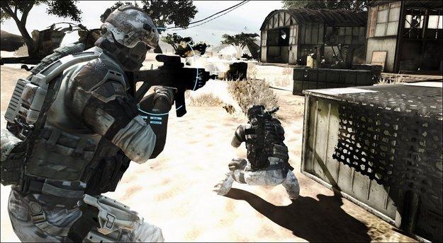 Ghost Recon Future Soldier: Video thematisiert das Deckungssystem