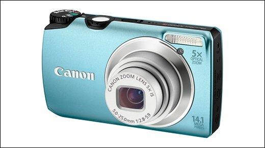 GIGA Adventskalender - 12. Dezember - Canon PowerShot A3200 IS
