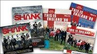 GIGA Adventskalender - 14. Dezember - zwei New Brit Cinema-Pakete mit DVDs, BDs & CDs