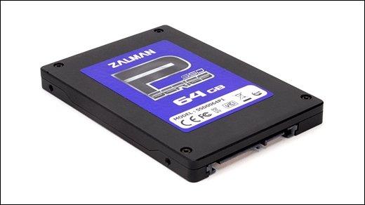 GIGA Adventskalender - 17. Dezember - Zalman P-Serie SSD mit 256 GB