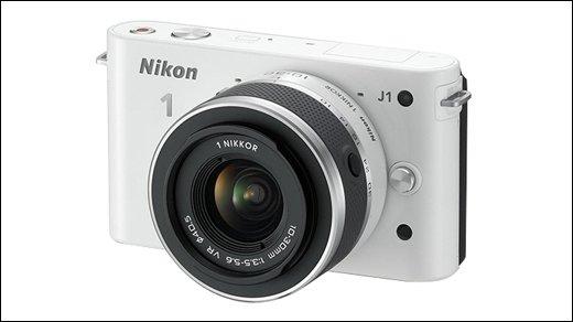 GIGA Adventskalender - 22. Dezember - Nikon 1J1 weiß