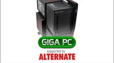 GIGA Adventskalender - 24. Dezember - GIGA PC gesponsert von Alternate