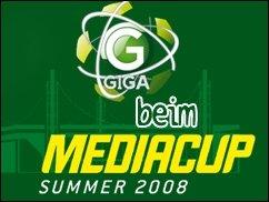 GIGA goes Fußball - der Mediacup 2008 ruft