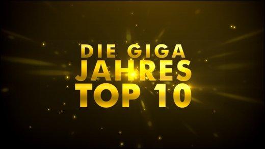 GIGA JAHRES TOP 10  - Die große GIGA Award-Show zum Spielejahr 2011