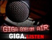 giga listen pagew - Neuer Menüpunkt: Listen LIVE