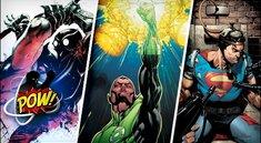 GIGA POW! #2 - Comic-Special & Video zu DC's The New 52