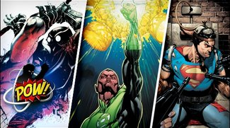 GIGA POW! #2 - Comic-Special &amp&#x3B; Video zu DC's The New 52