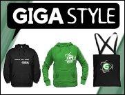GIGA Style: Der GIGA-Shop ist online