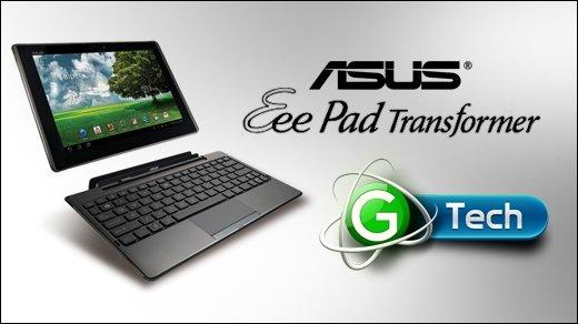 GIGA Tech Talk - Asus Transformer - Android-Tablet und Netbook in Einem