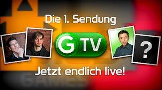 GIGA TV LIVE 2011-11-03 - Die Inhalte der ersten Sendung