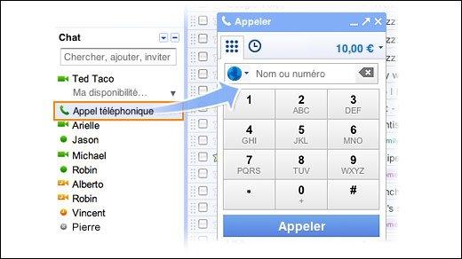 Google - Anrufe aus Google Mail jetzt auch in Deutschland möglich