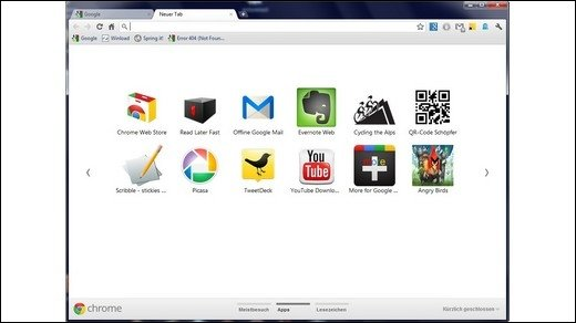 Google Chrome 15 - Neue Beta-Version des Google-Browsers
