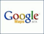 Google Maps jetzt auch mit Satellitenbildern