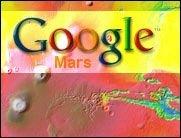 Google Maps nun auch für den Mars