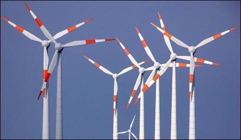 Google - Millionen für die Windkraft