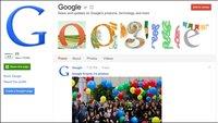 Google+ Pages: Profile für Unternehmen und mehr