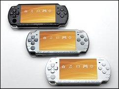 Google Suche mit Sonys PSP