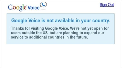 Google Voice goes EU - Gratisdienst bald auch in Deutschland verfügbar