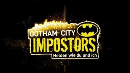 Gotham City Imposters - Warner veröffentlicht 2D-Story-Trailer