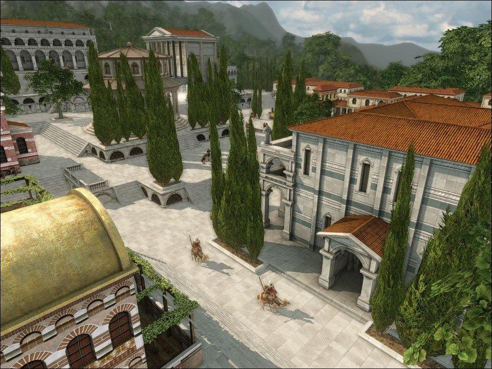 Grand Ages Rome - Auf dem Weg in den Cäsaren-Palast