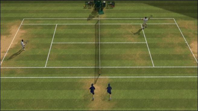Grand Slam Tennis 2 - EA kündigt neues Tennisspiel für 2012 an