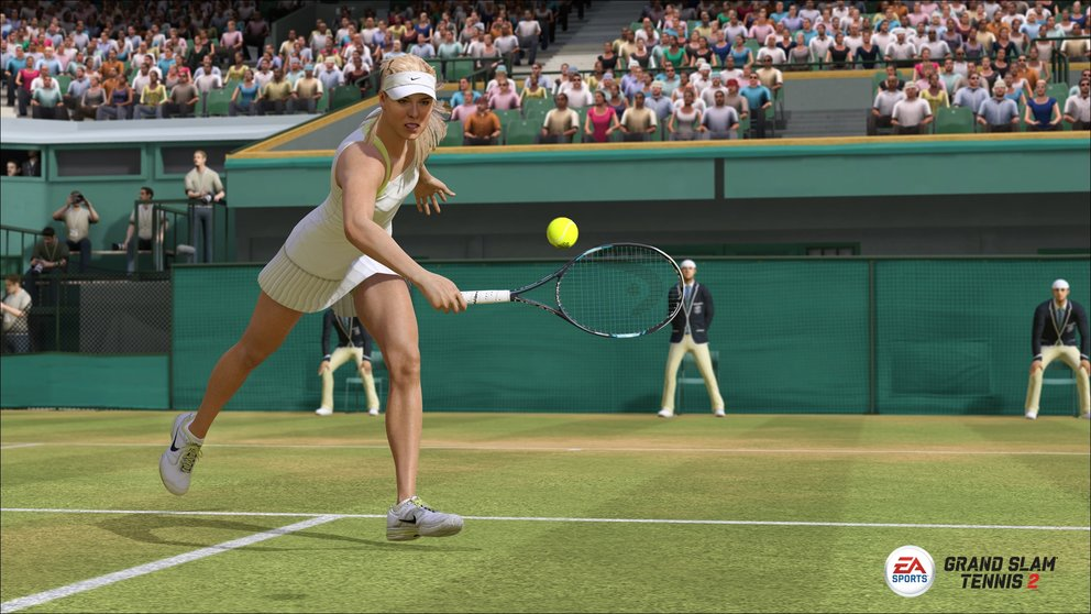 Grand Slam Tennis 2: Video zeigt die Pro AI