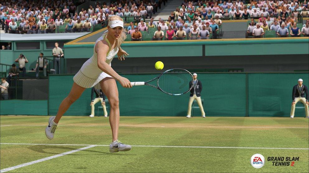 Grand Slam Tennis 2 - Neuer Trailer führt uns nach Wimbledon
