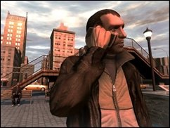 Grand Theft Auto IV - Best Game of 2008