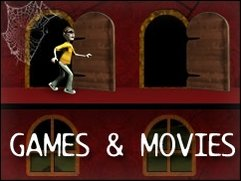 Gruselige Games &amp&#x3B; Monster-Movies