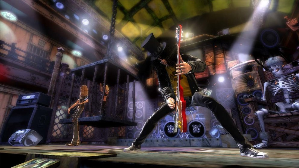 """Guitar Hero 7: Entwicklung war """"ein Desaster"""""""