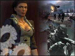 Half-Life 2: Physikspielereien mit Ether und Kloppereien mit Dragonball: Source
