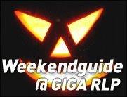 Halloween-Weekendguide @ GIGA RLP