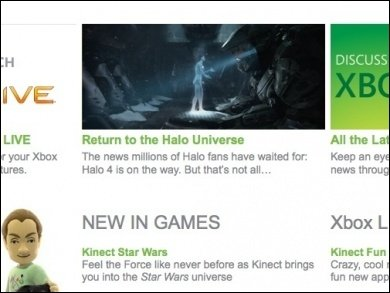 Halo 4 - Xbox Website leakt neuen Halo Teil *UPDATE*