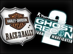 Harley Davidson Race to the Rally feat. GRAW 2