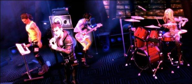 Rock Band: DLC Support wird eingestellt