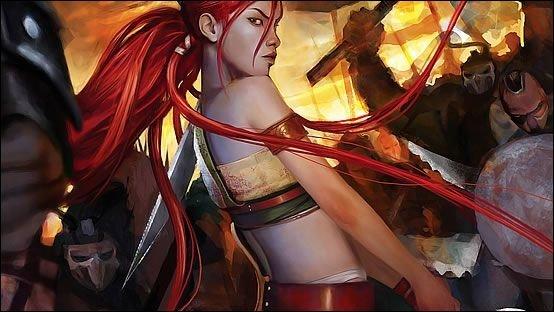 Heavenly Sword- Himmlisches E3 Trailertrio