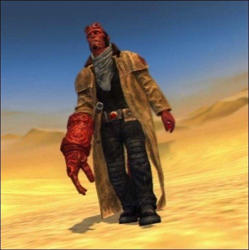 Hellboy - Hau druff Junge!