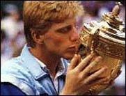 Heute vor 20 Jahren... gewann Boris Becker Wimbledon!!!
