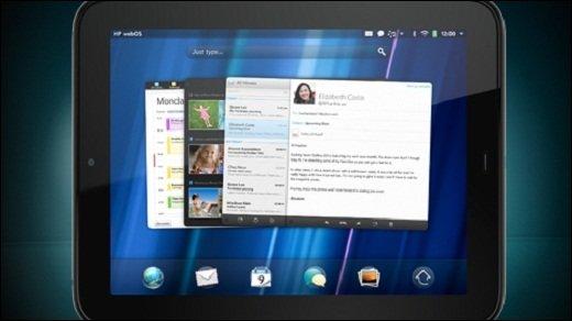Hewlett Packard - Neue TouchPad Produktion beginnt