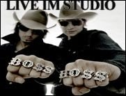 Hey Ya! The BOSSHOSS