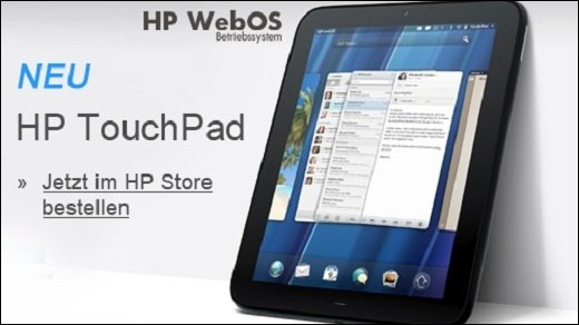 HP TouchPad-Mod - CyanogenMod will Multiboot auf HPs Tablet bringen