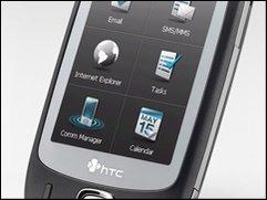 HTC bringt Smartphone mit Gestenbedienung und Windows Mobile