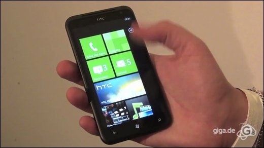 HTC - Hands-On mit dem HTC Titan