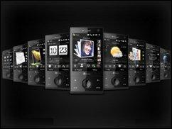 HTC - Windows-Smartphone mit Highspeed-Datenzugang