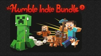 Humble Indie Bundle #3 - Käufer bekommen Free-Trial für Minecraft