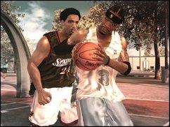 I can fly: NBA Street Homecourt
