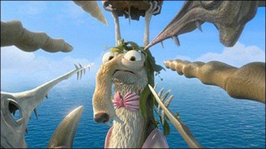 Ice Age: Continental Drift - 2 herrliche Kurzfilm-Trailer mit Scrat