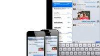 Apple über SMS-Sicherheitslücke: Kunden sollen iMessage benutzen