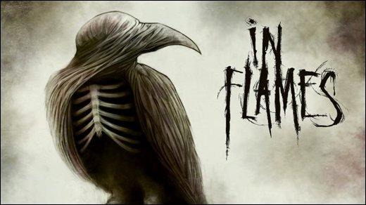 In Flames Albumkritik - Sounds of A Playground Fading: Schwedischer Schwermetall, die Zehnte