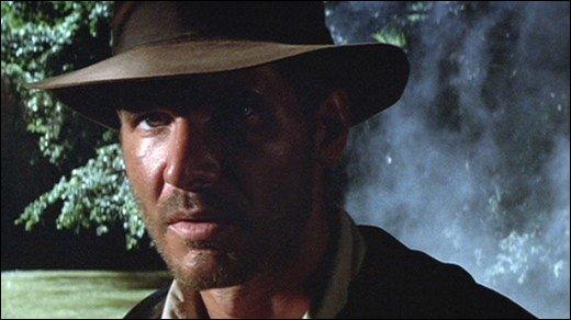 Indiana Jones - Must watch: die Eröffnung stammt aus 30 anderen Filmen